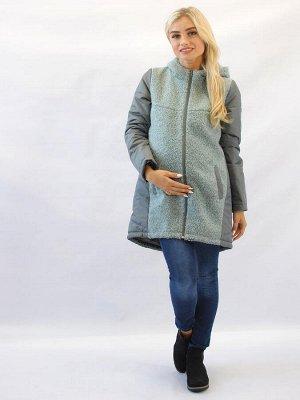Комбинированная куртка для беременных