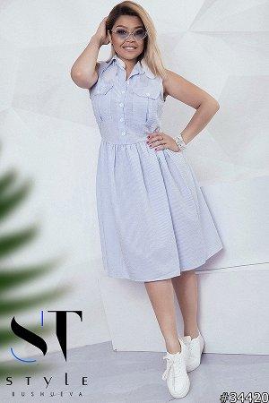Платье 34420