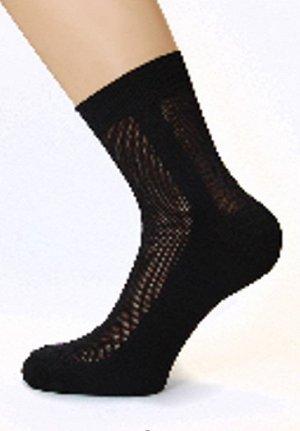Мужские носки 019/1 размер 29 Серый