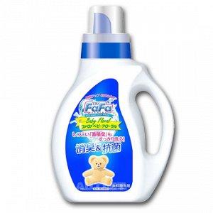 """""""Nissan FaFa"""" Жидкое средство для стирки белья с цветочно-лесным ароматом"""