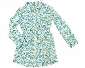 Платье (98-122см) UD 6022(1)цветы