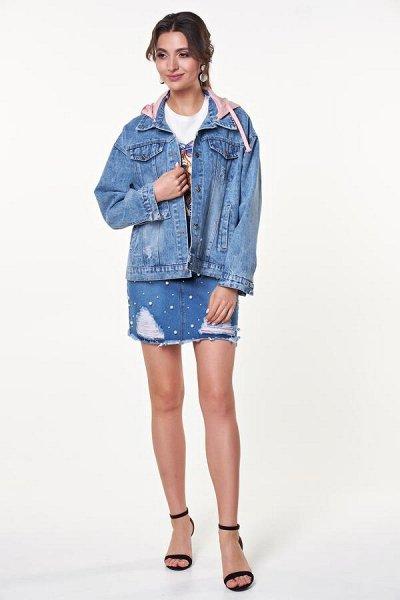 Распродажи и новинки_Женская одежда_VALENTINAdresses™-67 — Джинса — Джинсовые куртки