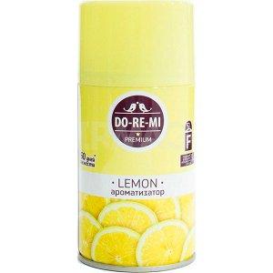 Сменный баллон для освежителя воздуха Do-Re-Mi Лимон