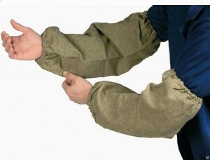 Нарукавники защитные брезентовые, 2 шт