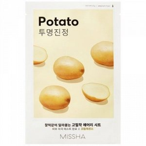 MISSHA Airy Fit Sheet Mask - Potato