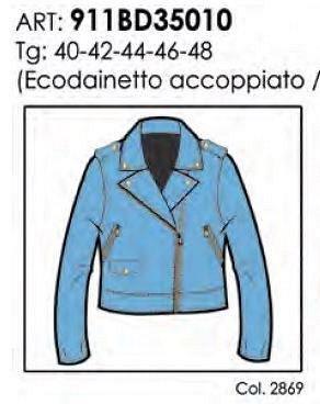 Куртка GIACCA M/L C/REVER E ZIP