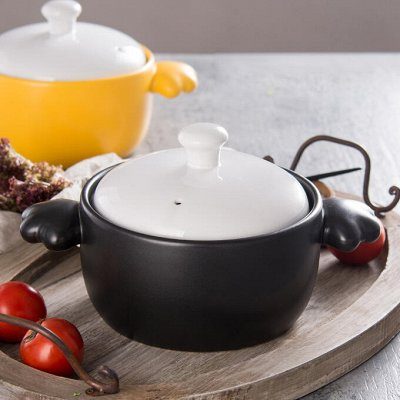 Шикарная керамическая посуда! Из Китая с любовью! Обновлен   — Кастрюли, сковороды, ковши — Посуда