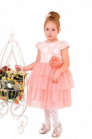 Miss Stilnyashka, Нарядное платье для девочки Miss Stilnyashka