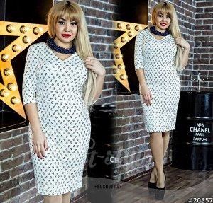 Платье 20857