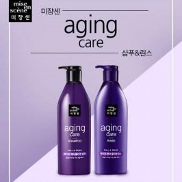 Mise-en-Scene  Aging Care Rinse Антивозрастной кондиционер 680 мл