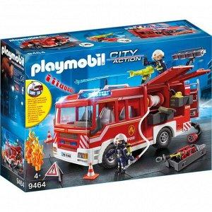 Новинка 2019.Пожарная служба: пожарная машина с водометом