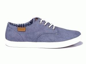 Кеды Кеды выполнены из плотного текстиля. Эта модель несомненно станет вашей любимой парой обуви на каждый день, благодаря простому дизайну и универсальному цвету. Детали: текстильная подкладка и стел