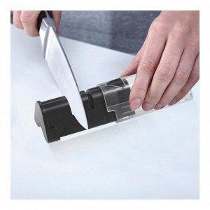Точилка для ножей складная Home Chef, 2 уровня заточки