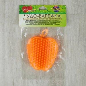 Массажёр антицеллюлитный «Яблоко», с подвесом, цвет МИКС