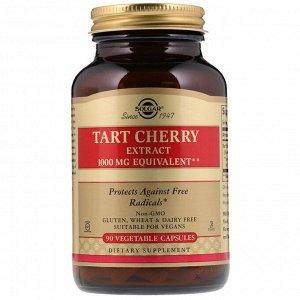 Кислая вишня, 1000 мг, 90 растительных капсул