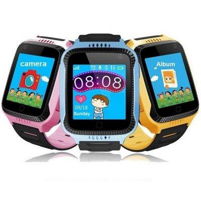 Умные детские часы с GPS SmartBabyWatch - 116 — Детские Часы с Камерой — Телефоны и смарт-часы