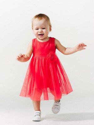 Красный Сарафан для девочек