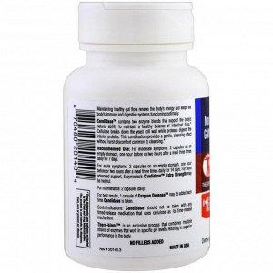 Enzymedica, Кандидаза, 42 капсулы