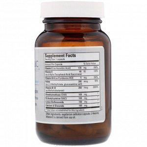 Metabolic Maintenance, DIM Complex, дииндолилметан с кофакторами, 60 капсул