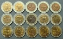 Я- коллекционер! Монеты в наличии. Новинки.  — Красная книга — Нумизматика