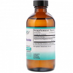 Nutricology, Жидкий хлорид магния, 236 мл (8 жидких унций)