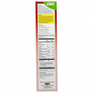Flora, Floradix, Floravital, добавка с железом и травами, формула с жидким экстрактом, 700 мл (23 жидких унции)