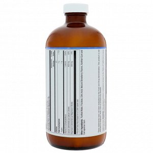 LifeTime Vitamins, Цитрат кальция и магния, Клубника, 16 ж. унц. (473 мл)