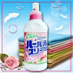 """""""Mitsuei"""" Гель для стирки белья с ароматом роз"""