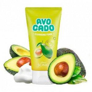 Пенка для умывания с авокадо, 150 мл