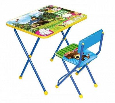 Самокаты, ролики, скейтборды, велосипеды всем!  — Набор детской мебели — Стулья, кресла и столы
