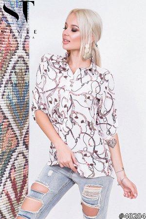 Блуза 48204
