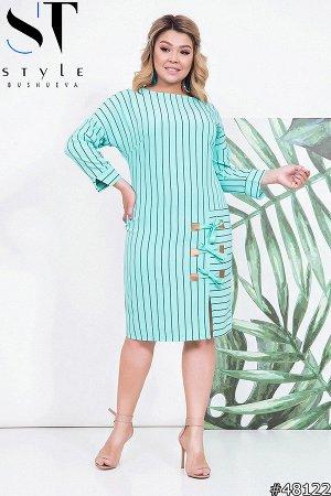Платье 48122