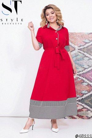 Платье 48111
