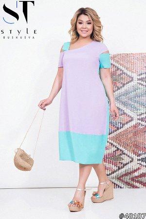 Платье 48107