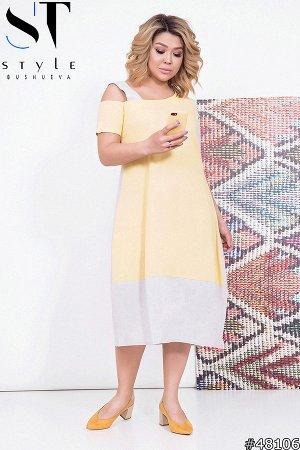 Платье 48106