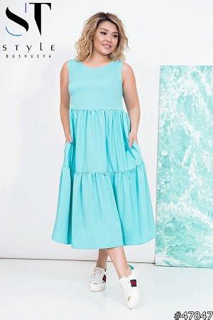 Платье 47847