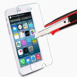 Противоударная плёнка-стекло для iPhone 4s