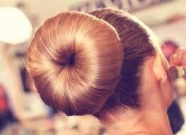 Bun Maker для формирования объемного пучка (имитация волос)