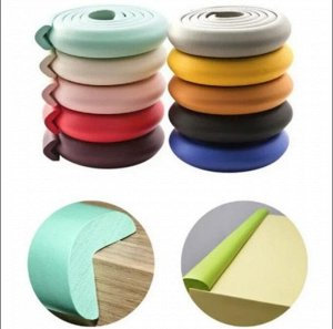 Защитная лента (накладка) на углы мебели