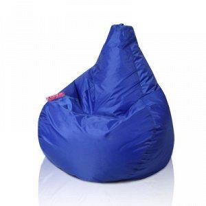 """Кресло-мешок """"Капля"""", d100/h140, цвет красный"""