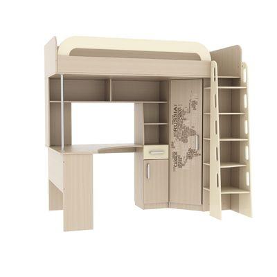 Мебельный Дом-Уютные Цены на Мебель. Современно.Комфортно. — Кровати-чердаки с рабочим местом — Кровати