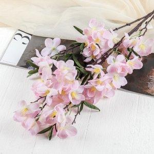 """Цветы искусственные """"Молочай миля"""" 6*85 см, розовый"""