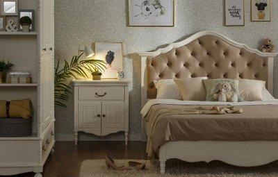 Мебель из 🌲Карельской Сосны🌲 №39  — Спальни Айно - примеры интерьера — Спальня и гостиная