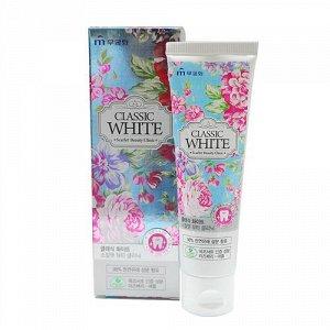 "Зубная паста «Classic White» отбел зубная паста ""Scarlet Beauty Clinic"" с аром мяты и ягод 110 гр"