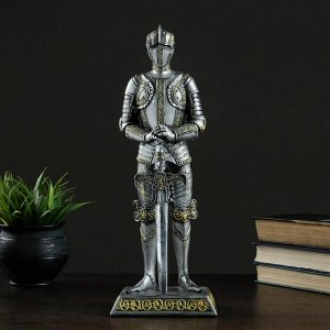 """Фигура """"Рыцарь"""" 11х13х38см"""