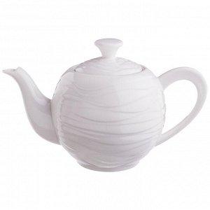 """Заварочный чайник коллекция """"solace"""" 900 мл высота=14 см кор=12шт.)"""