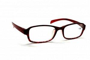 Готовые очки  - 18105 красный