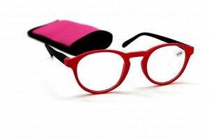Готовые очки с футляром  - 5116 pink