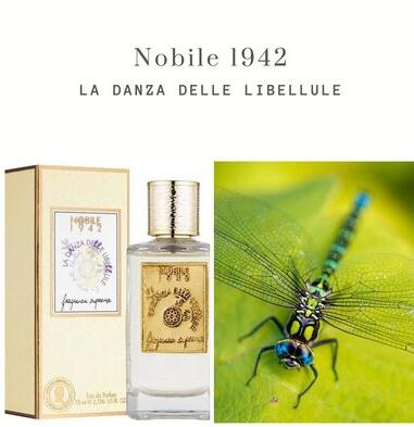 💣Новый парфюмерный дом Matière première — Nobi le 1942 — Парфюмерия