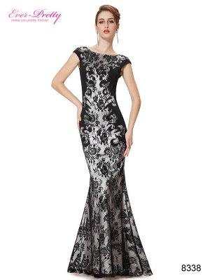 Шикарное вечернее обтягивающее платье